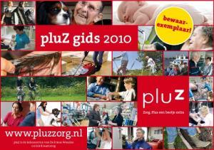 bewaarexemplaar! pluz gids pluz is de ledenservice van De Friese Wouden en Isis Kraamzorg