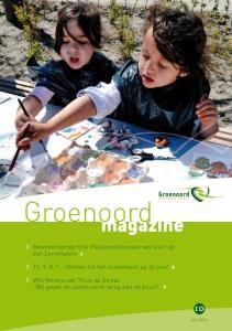 Bewonersgroep Ons Plekje enthousiast van start op Van Zantenplein 4. 10, 9, 8, 7 Aftellen tot het Zomerfeest op 26 juni! 8