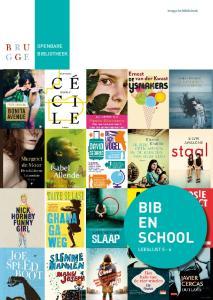 bibliotheek OPENBARE BIBLIOTHEEK BIB EN SCHOOL LEESLIJST 5-6