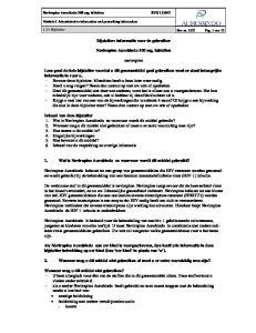 Bijsluiter: informatie voor de gebruiker. Nevirapine Aurobindo 200 mg, tabletten. nevirapine