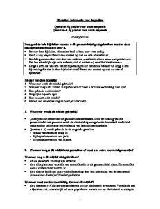 Bijsluiter: informatie voor de patiënt. Questran 4g poeder voor orale suspensie Questran-A 4g poeder voor orale suspensie