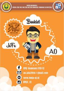 BOOKLET ACCOUNTING OLYMPIAD (AO) 2016