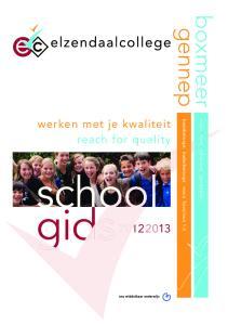 boxmeer gennep werken met je kwaliteit reach for quality school