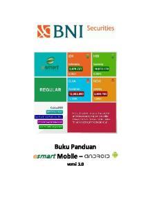 Buku Panduan esmart Mobile versi 3.0