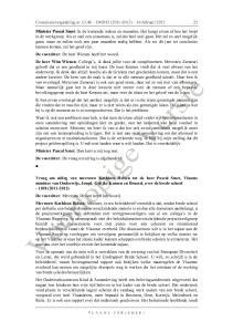 Commissievergadering nr. C146 OND15( ) 16 februari