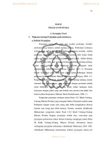 commit to user BAB II TINJAUAN PUSTAKA