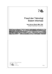 Computer Crime & Computer Fraud
