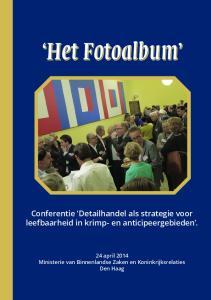 Conferentie Detailhandel als strategie voor leefbaarheid in krimp- en anticipeergebieden
