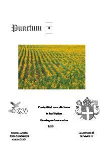 Contactblad voor alle koren. in het Bisdom. Groningen-Leeuwarden