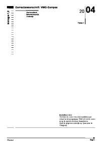Correctievoorschrift VWO-Compex. biologie 1,2
