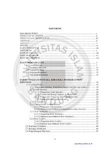 DAFTAR ISI. repository.unisba.ac.id