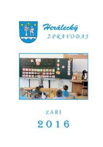 Další veřejné zasedání ZO Herálec bude ve středu v 18:00 hodin v budově bývalé České školy
