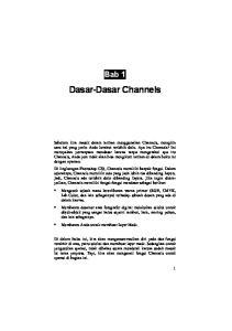 Dasar-Dasar Channels