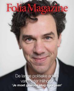 De lange politieke adem van Pieter Hilhorst Je moet gewoon stug doorgaan
