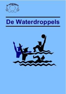 De Waterdroppels. In dit nummer: N 2 februari 2007 Jaargang 67