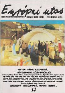 DEMSZKY GÁBOR BUDAPESTRŐL 37 MŰVÉSZPORTRÉ KÖZÉP-EURÓPÁBÓL