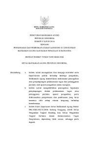 DENGAN RAHMAT TUHAN YANG MAHA ESA KETUA MAHKAMAH AGUNG REPUBLIK INDONESIA,