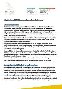 Digi-Ethiek OLVP Bornem Secundair Onderwijs
