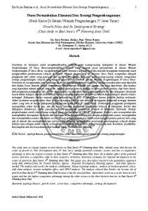 Dio Surya Pradana et al., Pusat Pertumbuhan Ekonomi Dan Strategi Pengembangannya