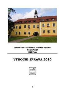 Domov důchodců Proseč u Pošné, příspěvková organizace Proseč u Pošné Pacov