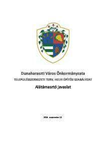 Dunaharaszti Város Önkormányzata