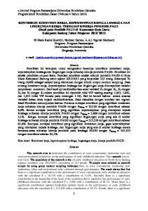 e-journal Program Pascasarjana Universitas Pendidikan Ganesha Program Studi Pendidikan Dasar (Volume 4 Tahun 2014)