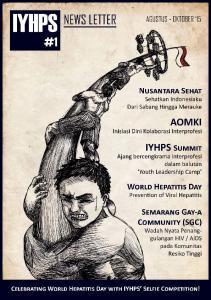 Editorial. Sosok: Mushtofa Kamal. Nusantara Sehat 2015: IYHPS: Wadah Para Pemuda Sarat Kolaborasi. Independensi IYHPS dalam Menyuarakan