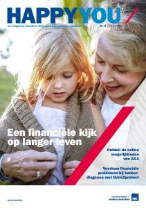 Een financiële kijk op langer leven Ontdek de online mogelijkheden van AXA