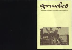 Een uitgave van de stichting 'GRUELES' december 2005, 25e jaargang nr. 4