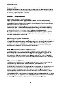 Eindejaarstips 2015 Hoofdstuk 3 Voor IB-ondernemers 1. Bent u nog in loondienst? Word IB-ondernemer! Zorg voor een urenadministratie!