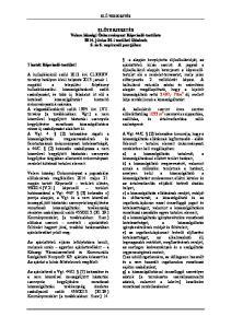 ELŐTERJESZTÉS. Velem községi Önkormányzat Képviselő-testülete június 25-i testületi ülésének 5. és 6. napirendi pontjához