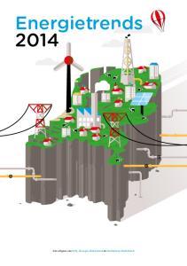 Energietrends Een uitgave van ECN, Energie-Nederland en Netbeheer Nederland