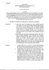 EtOt20r3. 78, Tambahan Lembaran Negara Republik Indonesia Nomor a30l);
