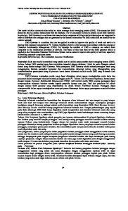 Fahma- Jurnal Teknologi dan Ilmu Komputer Vol 14 No 1 Januari 2016