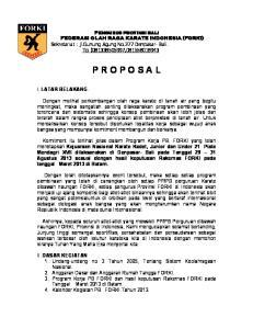Federasi Olah Raga Karate Indonesia Forki Pdf Free Download