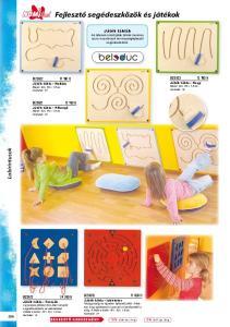 Fejlesztő segédeszközök és játékok