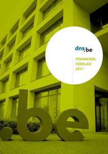 financieel verslag 2011