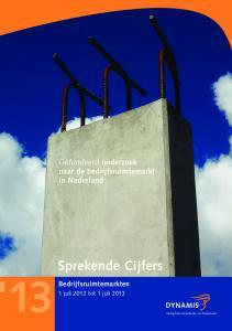 Gefundeerd onderzoek naar de bedrijfsruimtemarkt in Nederland. Sprekende Cijfers. Bedrijfsruimtemarkten