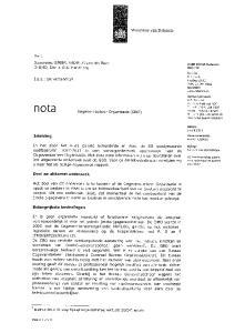 Gegevensbeheer Organisatie (GBO)