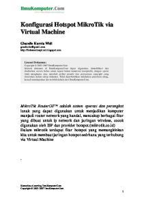 Ghandie Kurnia Widi  Lisensi Dokumen: Copyright IlmuKomputer