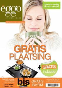 GRATIS PLAATSING GRATIS. inductie GRATIS INKOM. Open op zondag 18 en 25 oktober