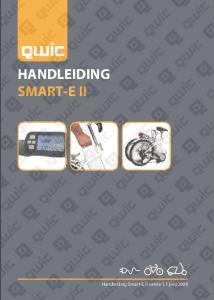 HANDLEIDING SMART-E II