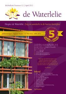 Hospice de Waterlelie: Zorg en aandacht in de laatste levensfase