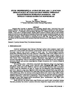 I. PENDAHULUAN. Jurnal Teknika ATW_Edisi 08 1