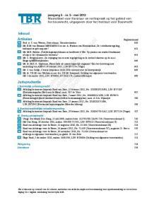 IBR Publicaties IP adres: (Universiteit Leiden)