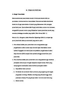II. TINJAUAN PUSTAKA. Sistem administrasi pemerintahan daerah di Indonesia ditandai oleh dua