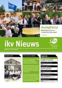 ikv Nieuws IKV vernieuwt website