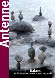 In Balans. of de gevoelige zoektocht naar evenwicht. Verantwoordelijke uitgever: Sonja Eggerickx. ISSN Afgiftekantoor Brussel X