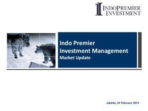 Indo Premier Investment Management Market Update