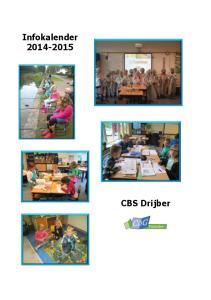 Infokalender CBS Drijber